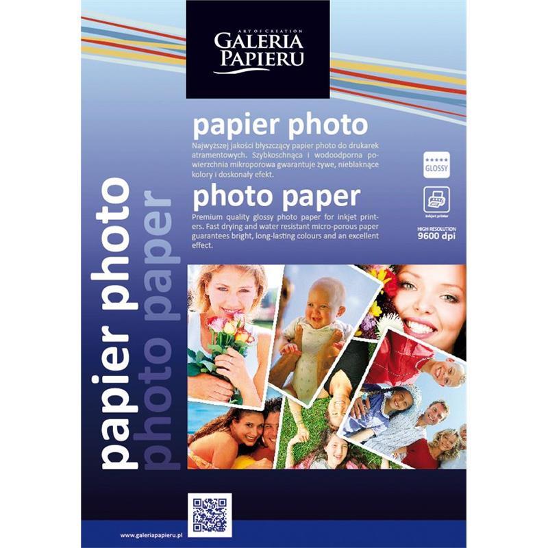 Papier Fotograficzny Argo A4 200g Glossy Op25